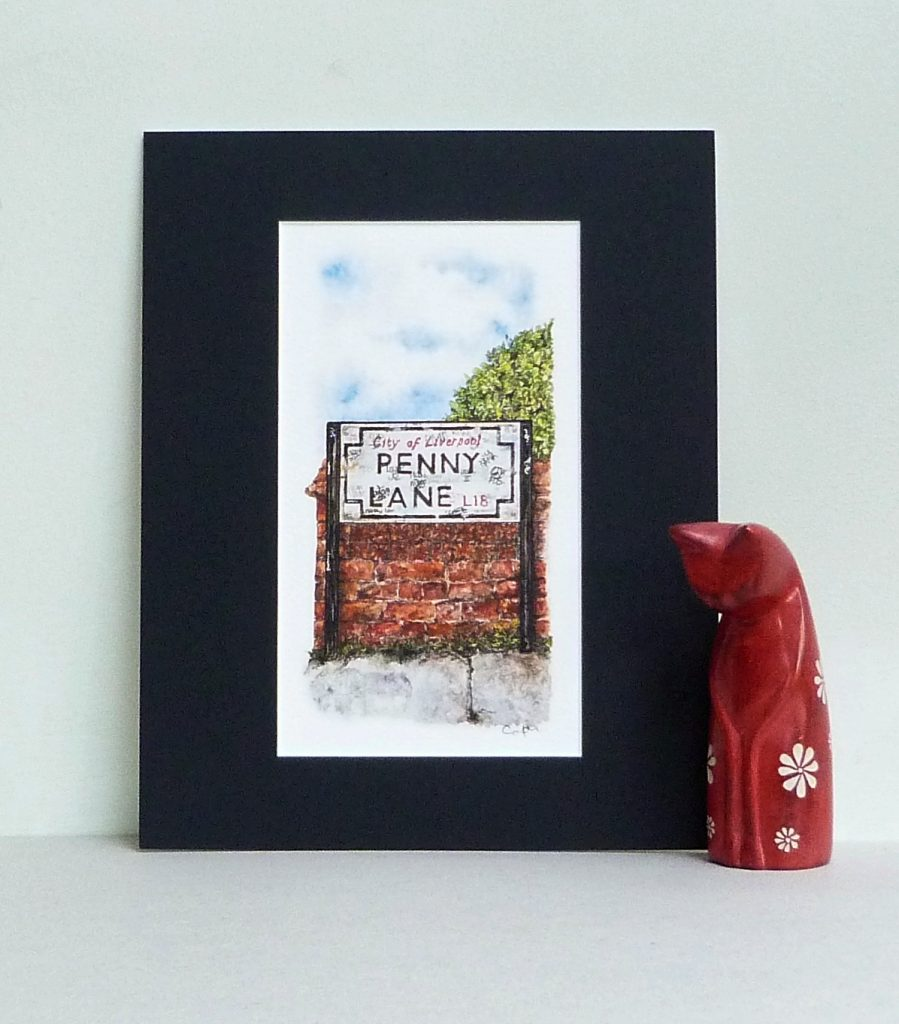 Penny-Lane-Sign-painting-by-Celia-John
