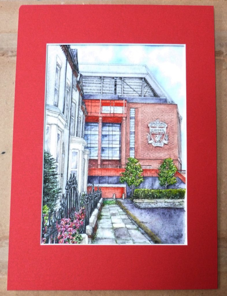 At-the-End-of-Our-Street-Liverpool-FC-Anfield-Stadium-painting-by-Celia-John